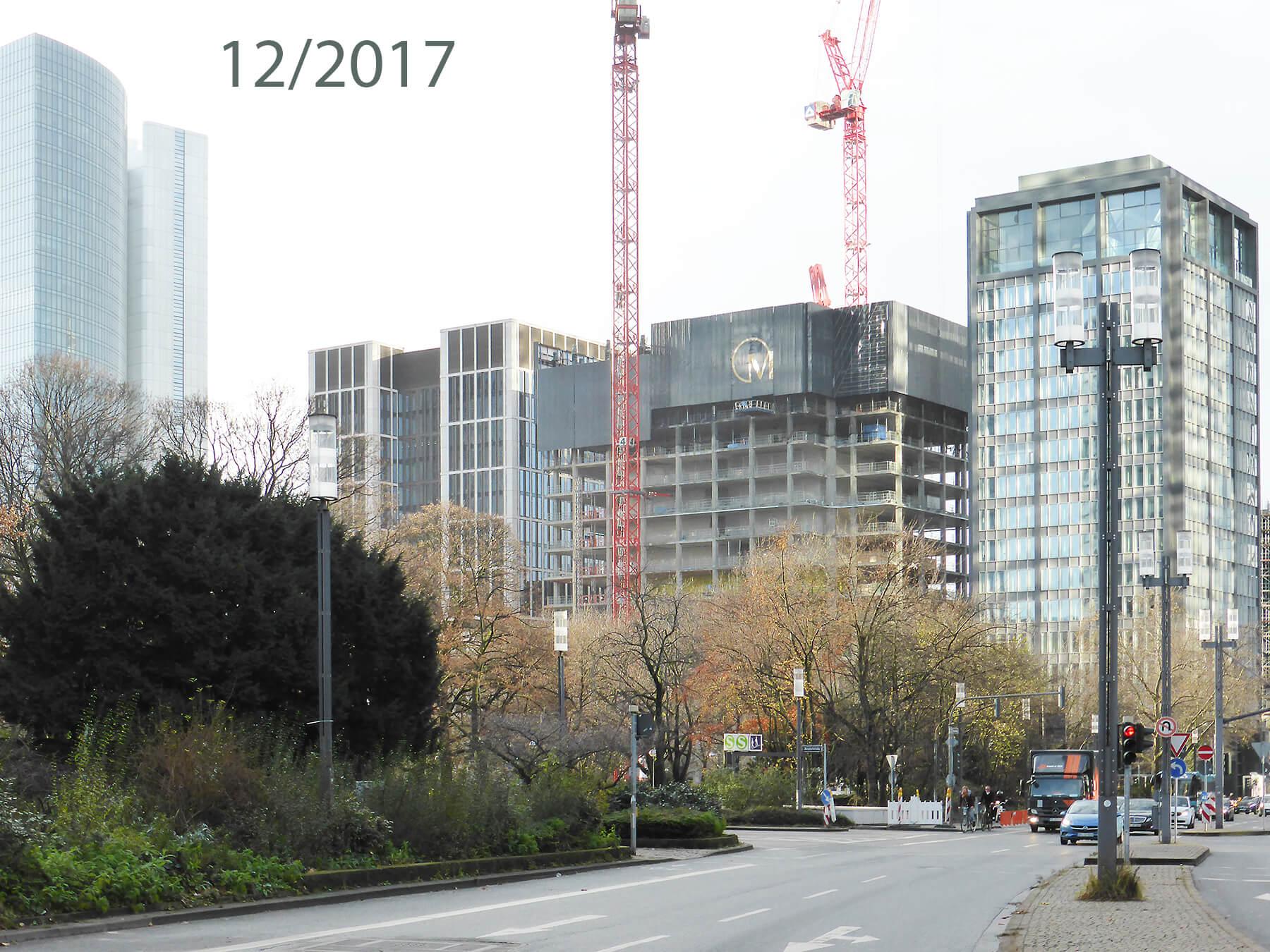 Marienturm in December 2017