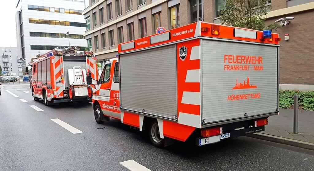 Frankfurt Height Rescue Fire Trucks