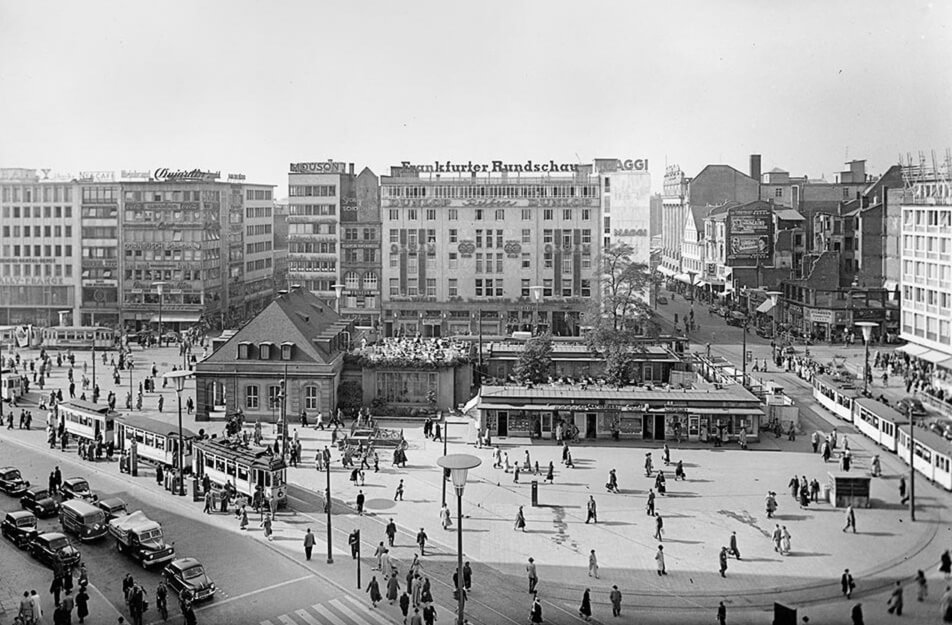 Frankfurt 1950