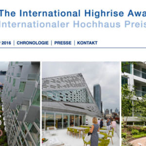International High-Rise Award