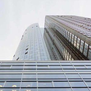 High-rises Frankfurt - Skyline Frankfurt