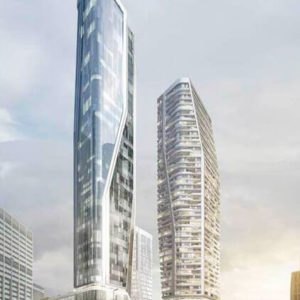 Deutsche Bank Area: Winner Decided at Architectural Competition