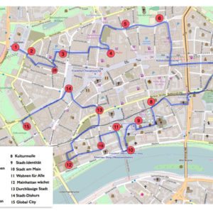 'Talk Walks' to make city planning developments more accessible