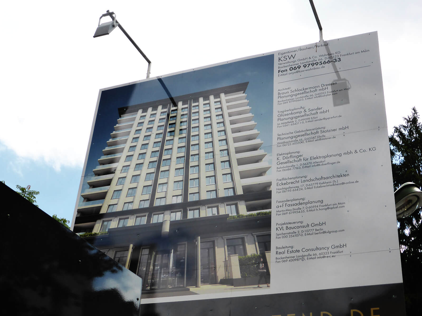 Construction works suspended at Onyx high-rise
