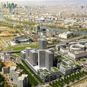 New Frankfurt Towers