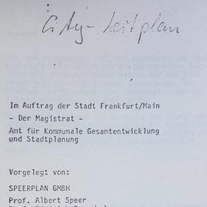City-Leitplan 1983