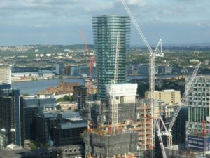 Docklands Luxusapartments Bauen