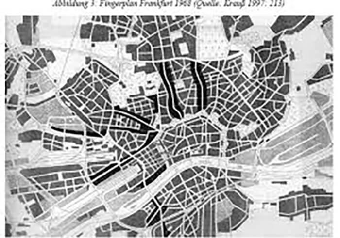 Fingerplan Frankfurt