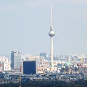Frankfurt in Comparison