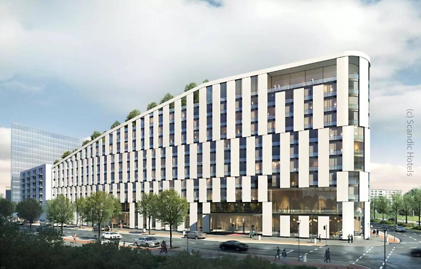 Scandic Hotel Frankfurt Hafenpark