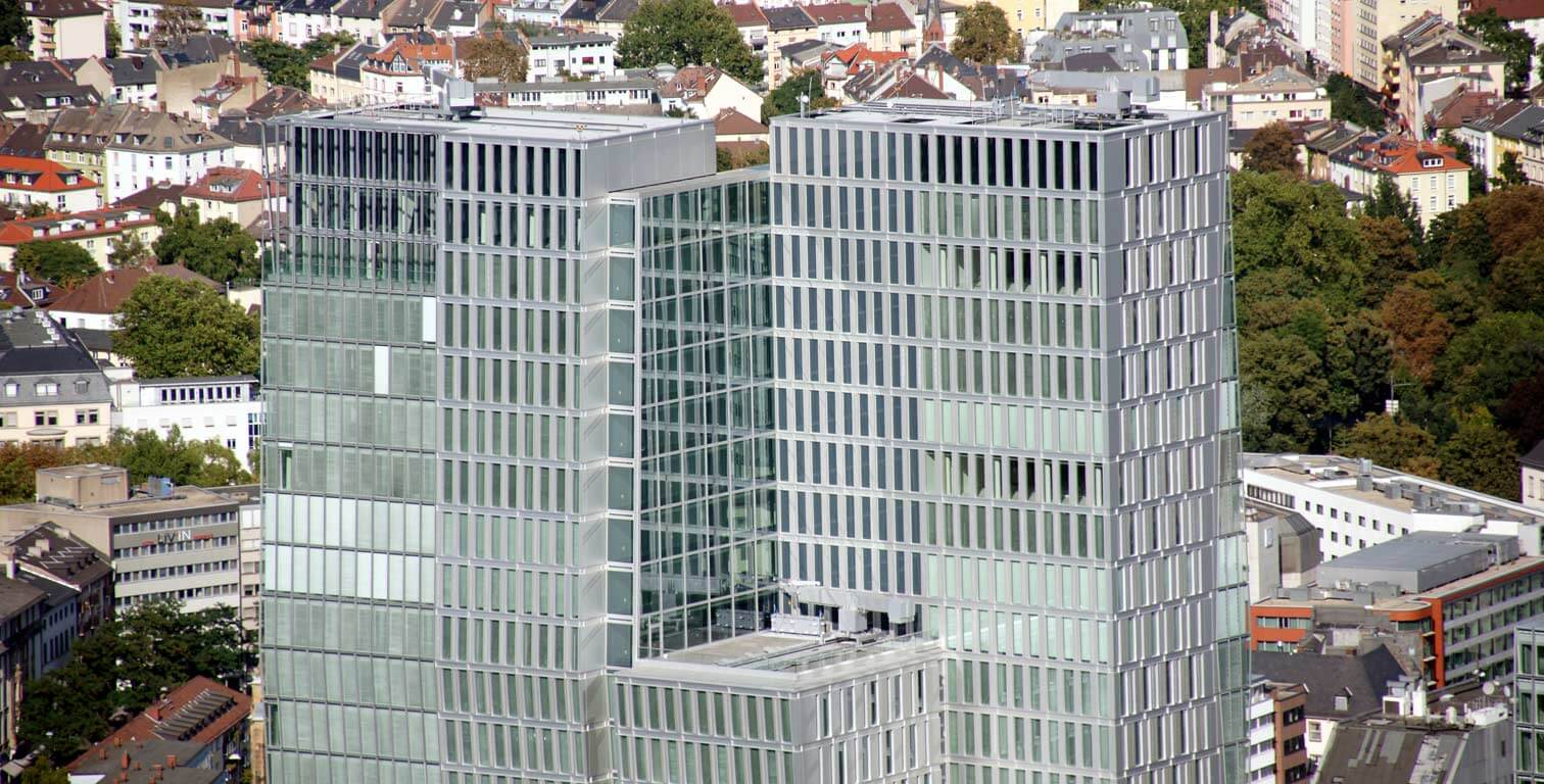 Nextower - Next Tower - highrise - tower - Frankfurt-thurn-und-taxis