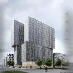 Construction site Baufeld 43 Frankfurt Eike Becker