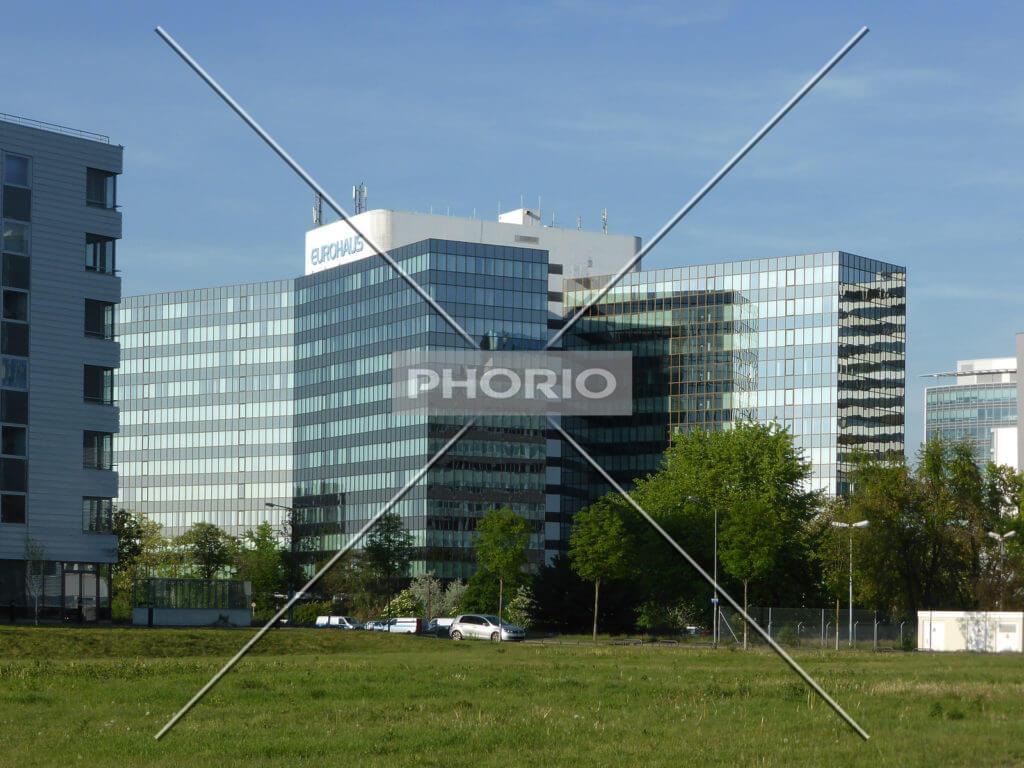 EUROHAUS - office building - Frankfurt Niederrad