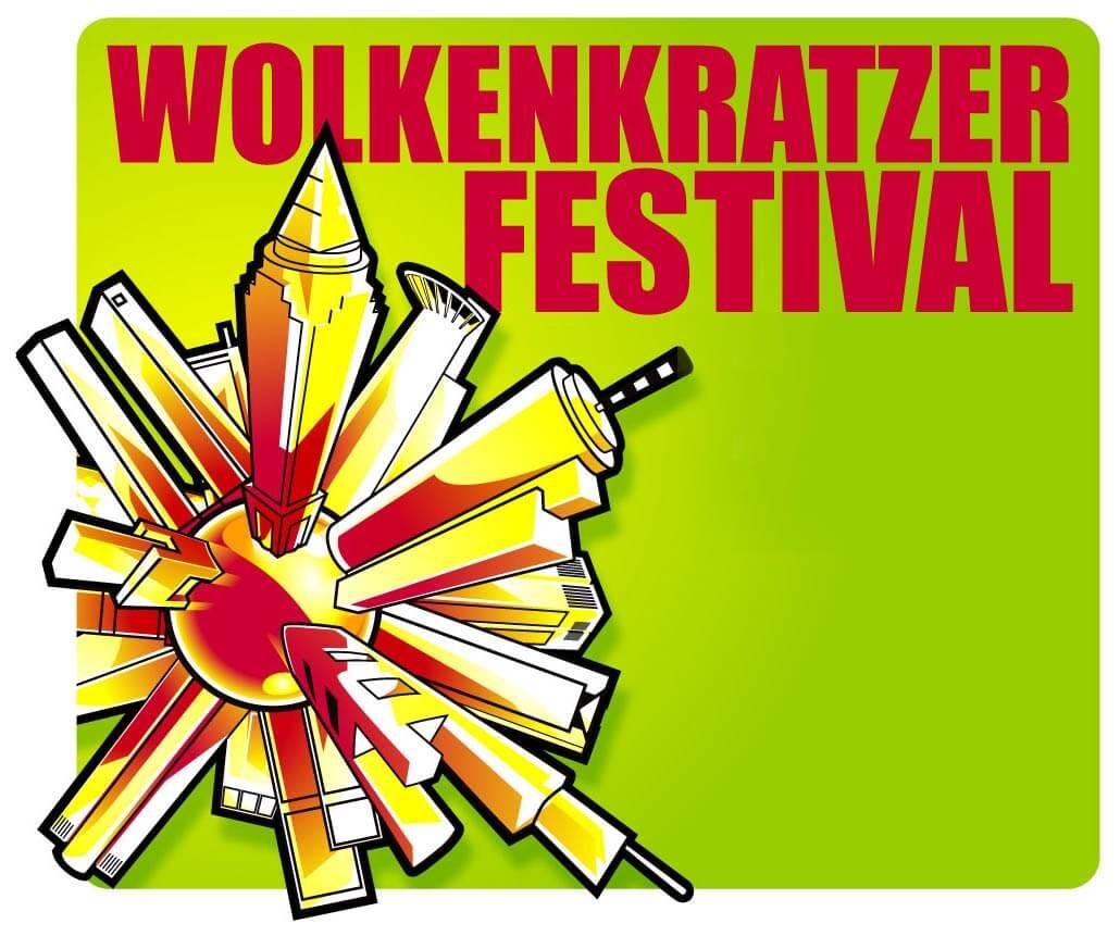 Skyscraper Festival Frankfurt Logo - Wolkenkratzer Festival