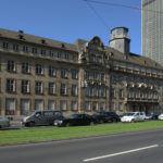 Former Frankfurt Police Headquarters