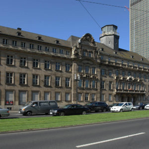 Investor buys former police headquarters in Frankfurt