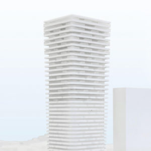 Architectural competition for tower at the central station decided