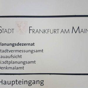Frankfurt City Model