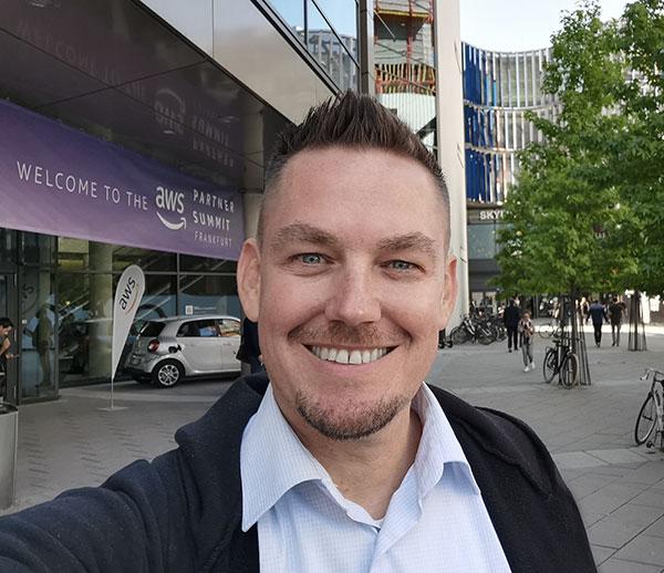 AWS Expert Frankfurt - Michael Wutzke - Amazon Web Services