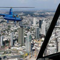 Frankfurt Helicopter Tour - Sightseeing Flight over Frankfurt