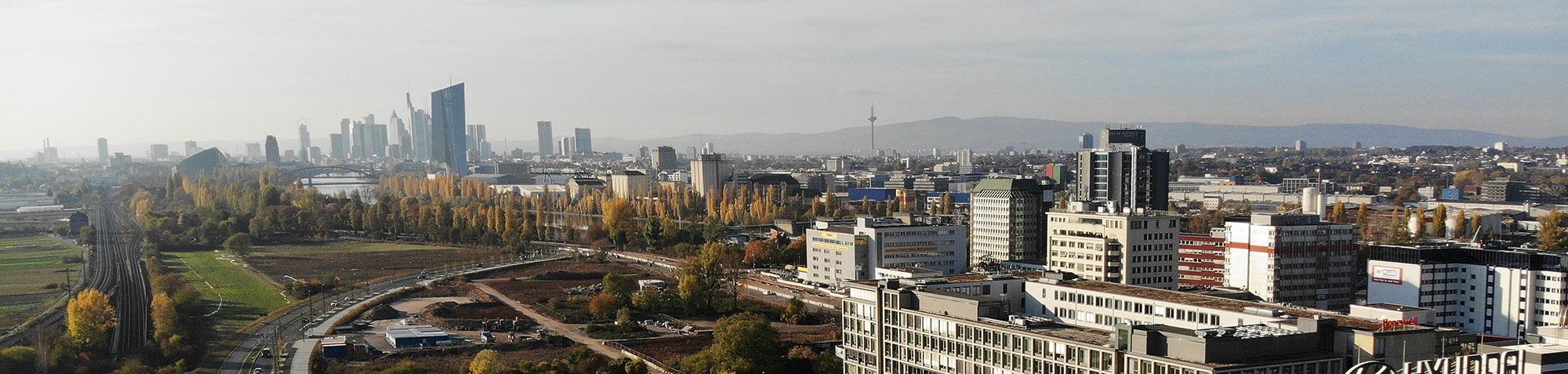 List of tallest Frankfurt skyscrapers