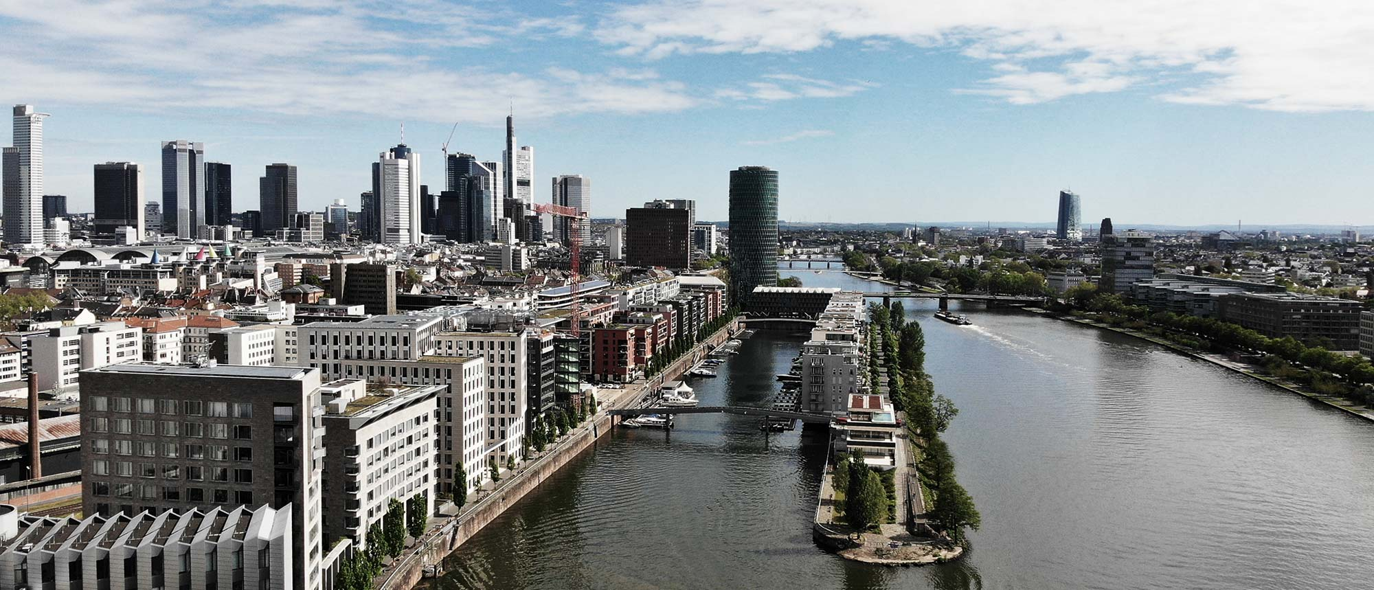 Flying over Frankfurt - What kind of permissions are needed?