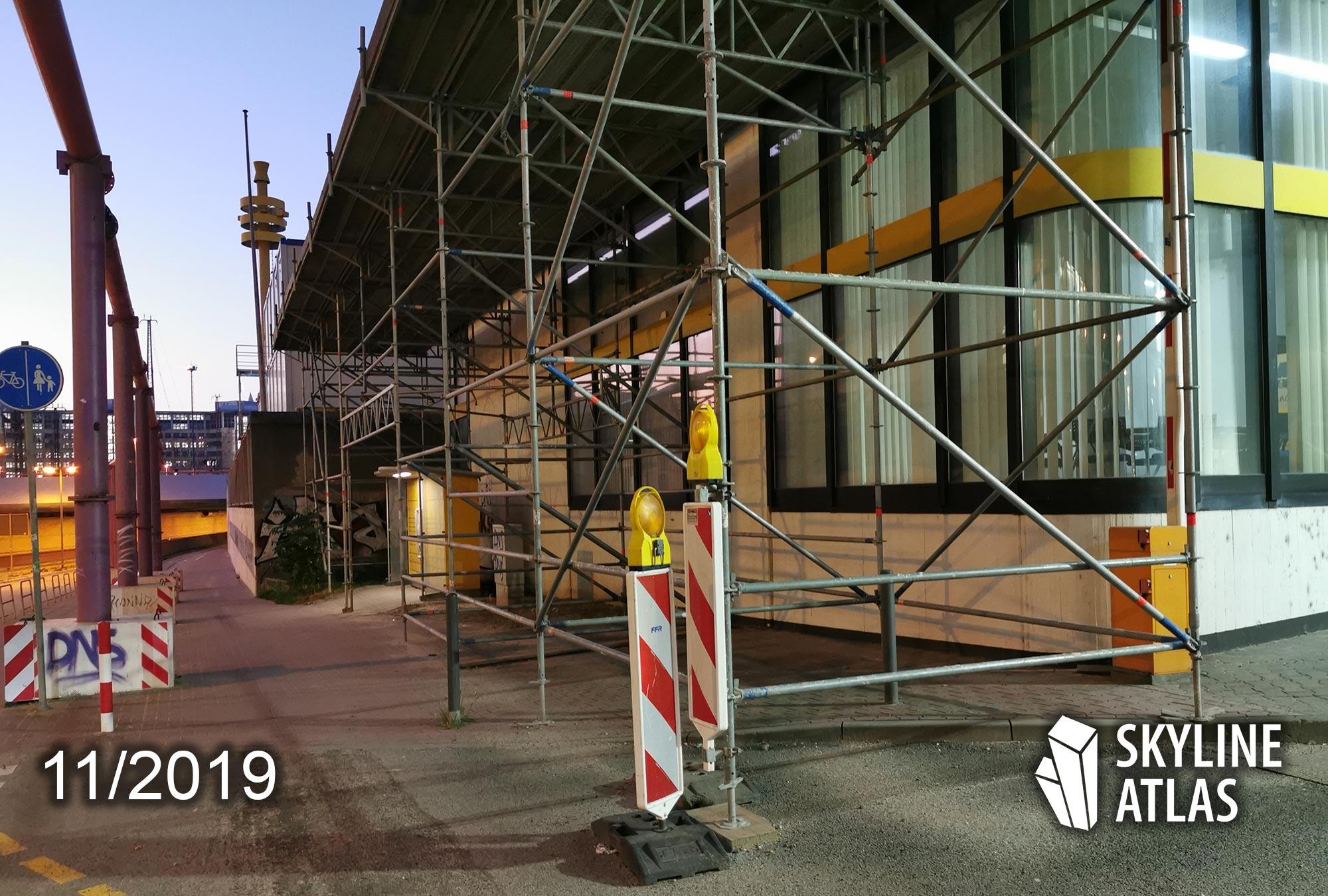 Post Highrise Frankfurt - Commerzbank Trading Center - November 2019
