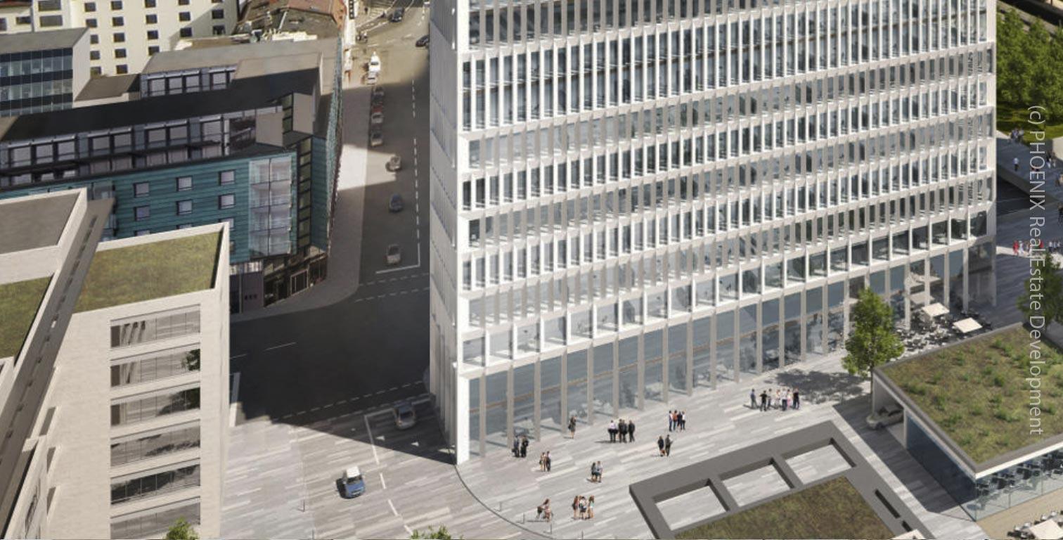 Virage Frankfurt - former Commerzbank highrise